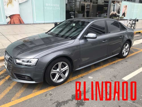 Audi A4 2.0 Tfsi 225cv Multitronic Blindada Rb3 Alza Motors