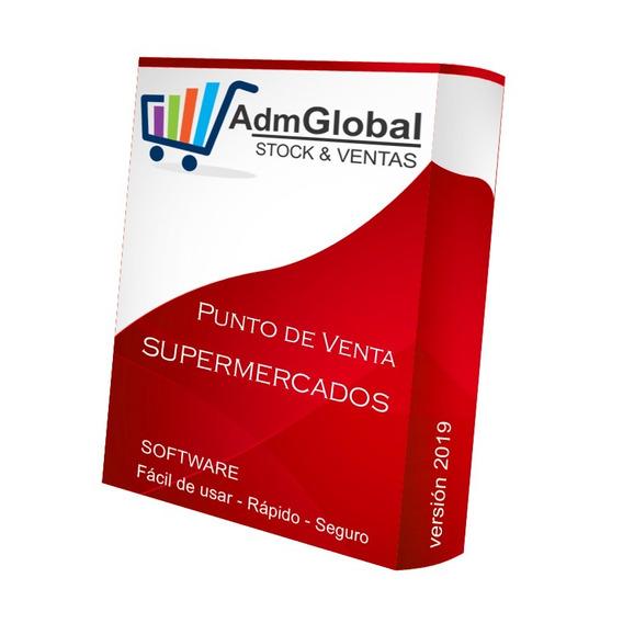 Admglobal Programa Supermercados Kioscos Almacén Maxikioscos