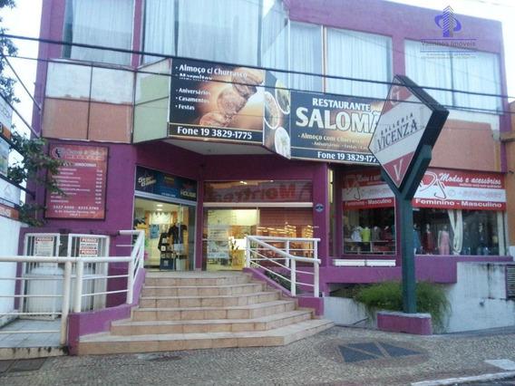 Prédio Comercial À Venda, Centro, Valinhos. - Pr0016