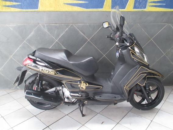 Dafra Citycom 300 Preta 2015