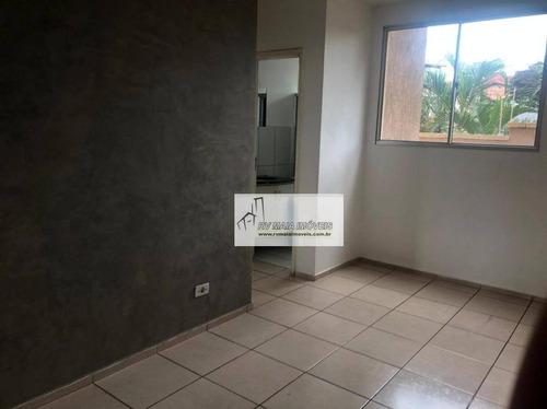 Apartamento Com 2 Dormitórios À Venda, 45 M² Por R$ 160.000 - Jardim Ipanema - Sorocaba/sp - Ap1099