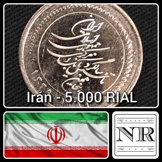 Iran - 5000 Rial - 1389 (2010) - Km #1277 - Banco Central
