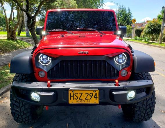 Jeep Wrangler Jk 3.6 Cc 4x4 Aut 3p 2014