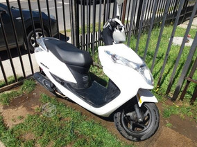 Moto Scooter Honda New Elite