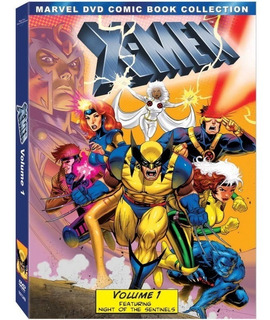 Blu-ray Película X-men: Volumen 1 Dvd