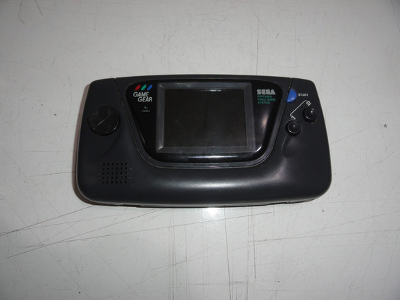Sega Game Gear Master Console C/ Defeito C01