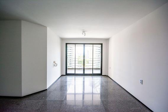 Apartamento No Cocó - 3 Quartos, Lazer Completo, Dce