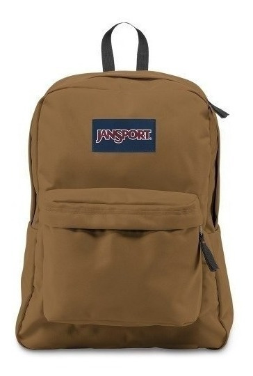 Mochila Jansport Superbreak Carpenter Brown Js00t50147s