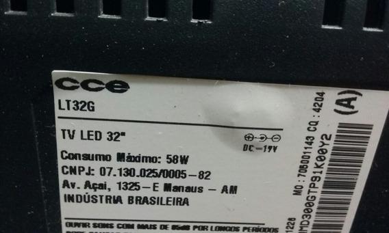 Carcaça Completa Tv Cce 32 Ln32g
