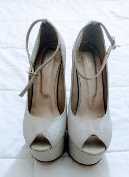 Zapatos Boca Pez A Pie N°38