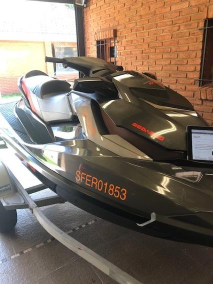 Moto De Agua Seadoo 155 Gti Ed Esp