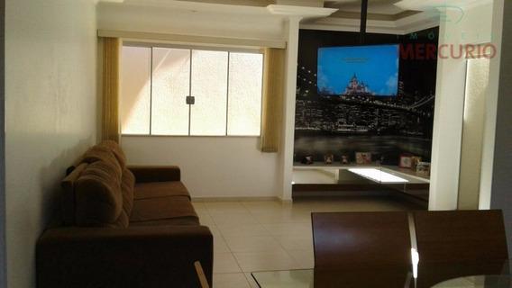 Casa Com 3 Dormitórios À Venda, 212 M² Por R$ 700.000,00 - Centro - Piratininga/sp - Ca2107