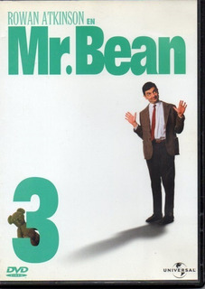 Mr. Bean 3 Rowan Atkinson Película Dvd