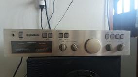 Amplificador Gradiente Esterio 4 Canais Modelo 126