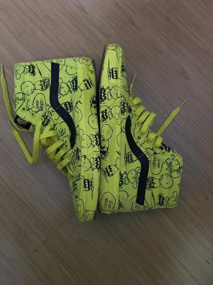 Tênis Vans Masculino - Charlie Brown