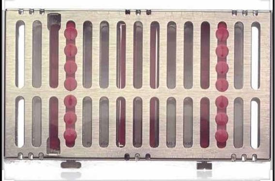 Cassette Hu Friedy 14 Instrumentos
