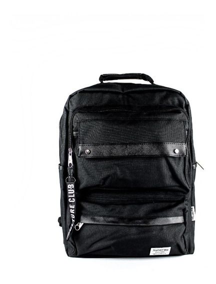 Bolso Synergy Roll Up Negro 0704