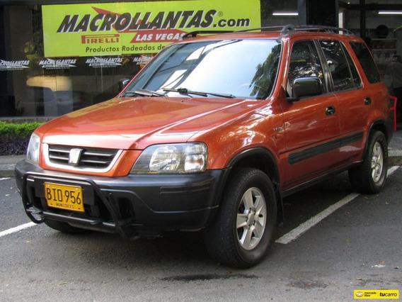 Honda Cr-v 2000 Cc At 4x2