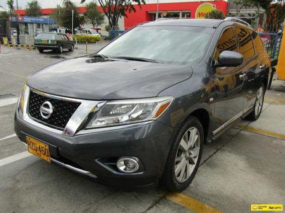 Nissan Pathfinder Exclusive At 3.5 4x4