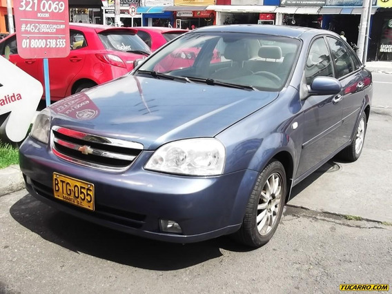 Chevrolet Optra Limited 1800cc