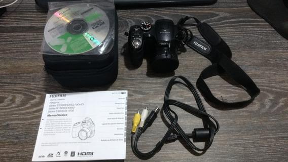 Maquina Fotográfica Finepix S1800 Fujifilm