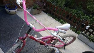 Bicicleta Nena Rod. 20