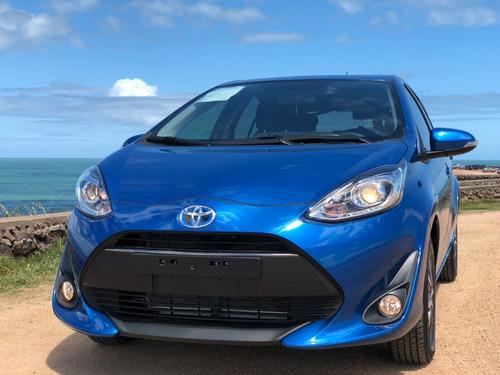 Toyota Prius C Único Dueño Con Garantía!