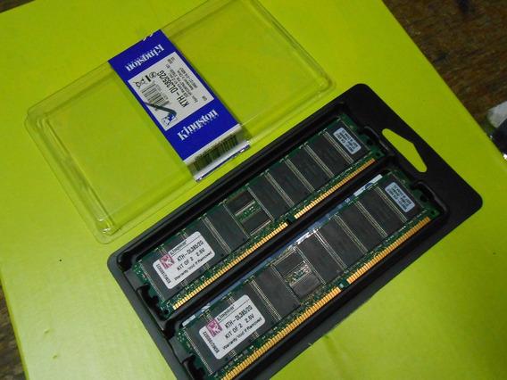 Memoria Kingston Kth-dl385 2g (2 X 1) 400mhz Ecc Hp/compaq