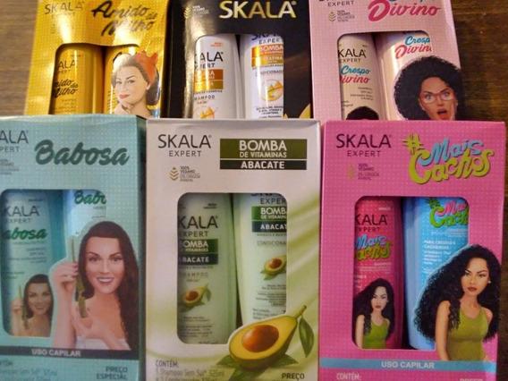 Kit Shampoo Y Acondicionador Skala