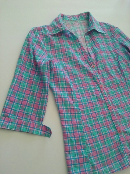 Camisa Mujer Talle S