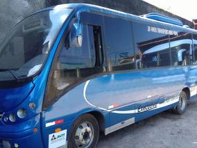 Neobus Thunder + Ano 2004 Agrale Mwm Completo Jm Cod 474