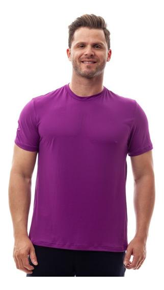 Camiseta Dry Fit 100% Poliamida Corrida Academia Masculino