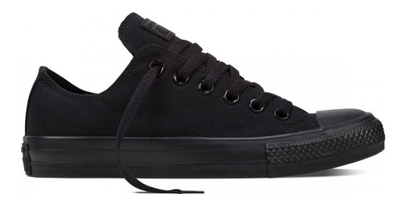 Zapatillas Converse Chuck Taylor All Star Full Black Lona