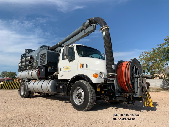 Camion Vactor Limpia Drenaje 1999 Sterling