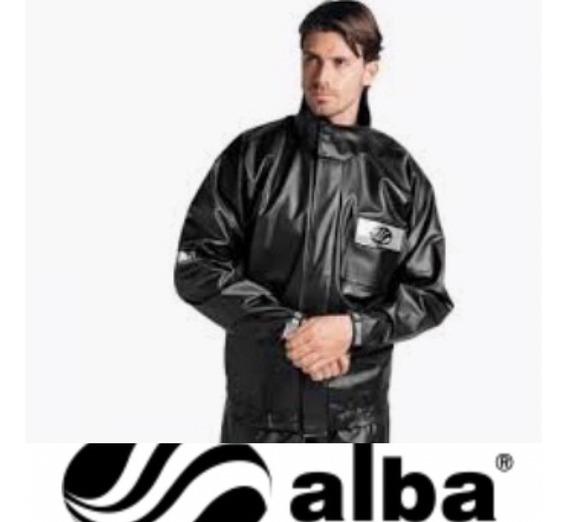 Capa De Chuva Motoqueiro Alba Europa Original-pronta Entrega