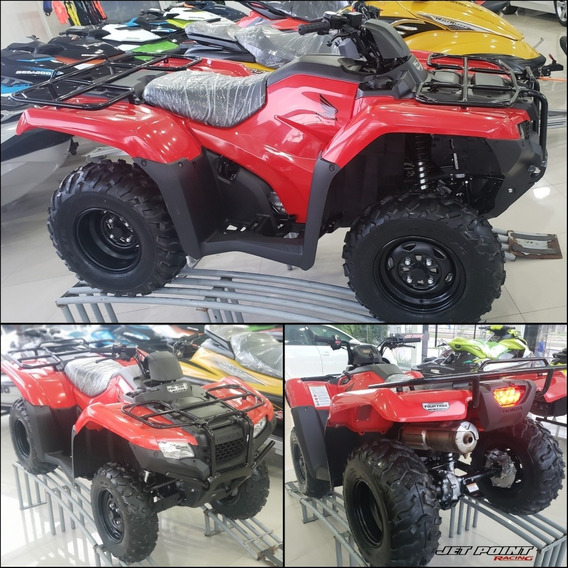 Honda Fourtrax 420 4x4 Okm