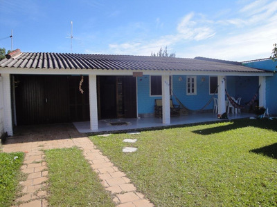 Casa Residencial À Venda, Balneário Ipiranga, Imbé. - Ca0415