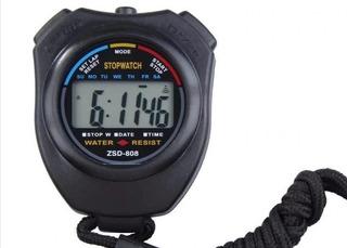 Cronómetro Deportivo Digital Pantalla Led Incluye Cordón
