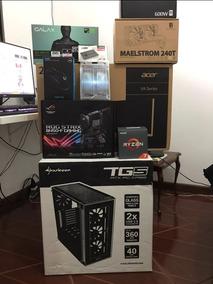 Pc Gamer Completo Asus B450-f Ryzen 7 2700 16gb Ddr4 3000mhz