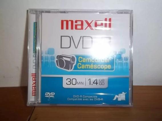 Cd Mini Dvd-r Maxell 30 Min / 1.4 Gb