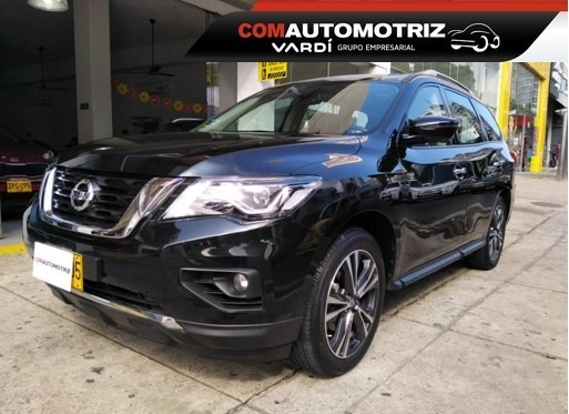 Nissan Pathfinder Exclusive Id 39113 Modelo 2018