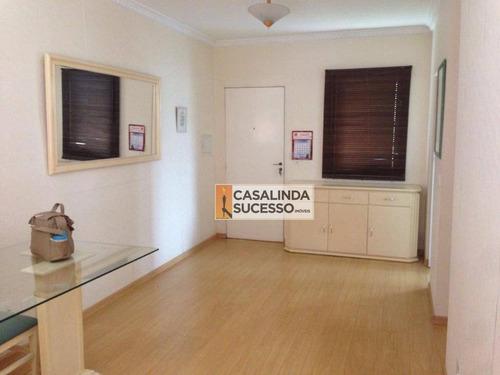 Imagem 1 de 8 de Apartamento Com 2 Dormitórios À Venda, 60 M² Por R$ 320.000,00 - Vila Matilde - São Paulo/sp - Ap5869
