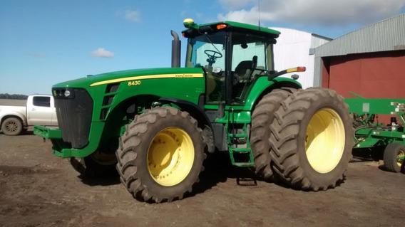 Tractor John Deere 8430, Año 2007
