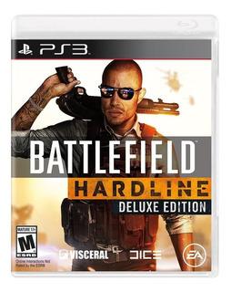 Battlefield Hardline Deluxe Edition - Playstation 3
