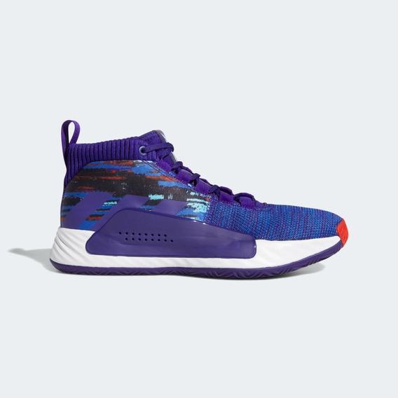 adidas Tenis Dame 5 Damian Lillard Basketball 100% Original