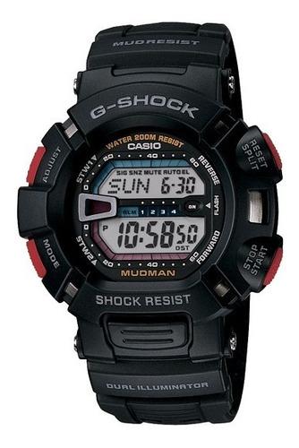 Imagen 1 de 9 de Reloj Casio G-shock Master Of G Mudmaster G-9000-1v