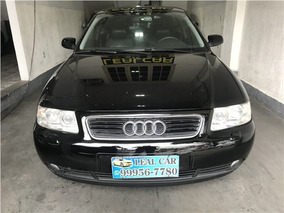 Audi A3 1.8 20v 180cv Turbo Gasolina 2p Manual