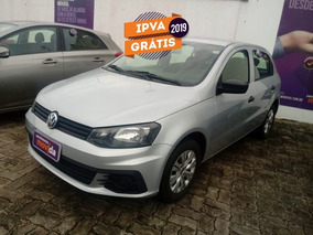 Gol 1.6 Msi Totalflex Trendline 4p Manual 37887km
