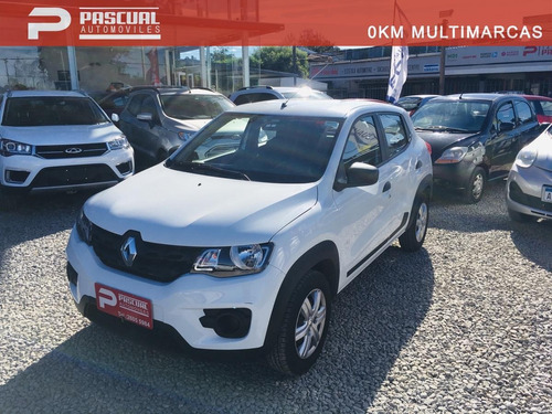 Renault Kwid Life Full 2021 Impecable!