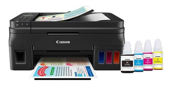 Impressora Multifuncional Canon G4100 Ecotank Tanque Tinta